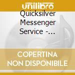 Classic masters cd musicale di Quicksilver messenger service