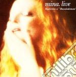 LIVE A BUSSOLADOMANI (REMASTERED) cd musicale di MINA