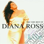 THE VERY BEST OF cd musicale di Diana Ross