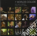 7 WORLDS COLLIDE cd musicale di FINN NEIL & FRIENDS
