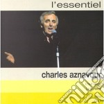 Charles Aznavour - L'Essentiel cd musicale di Charles Aznavour
