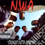 N.w.a. - Straight Outta Compton cd musicale di N.W.A.