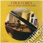 NOW HE SINGS, NOW HE SOBS cd musicale di Chick Corea