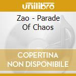 A parade of chaos cd musicale