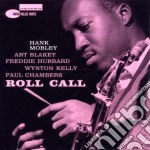 Roll call cd musicale di Hank Mobley