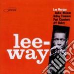 Leeway cd musicale di Lee Morgan
