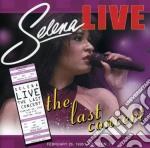 Live cd musicale di Selena