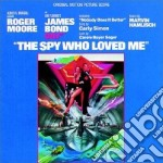 The spy who loved me cd musicale di Marvin Hamlisch