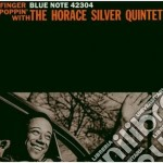 FINGER POPPIN' WITH.. cd musicale di Horace Silver