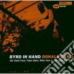Donald Byrd - Byrd In Hand cd musicale di Donald Byrd
