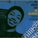 Lou Donaldson - The Natural Soul cd musicale di Lou Donaldson