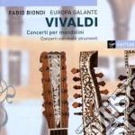 CONCERTI PER MANDOLINI; CONC.CON MOLTI S  cd musicale di Fabio Biondi