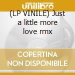 (LP VINILE) Just a little more love rmx lp vinile di David Guetta