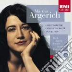 RECITAL PER PIANOFORTE                    cd musicale di Martha Argerich