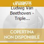 TRIPLO CONCERTO                           cd musicale di Martha Argerich