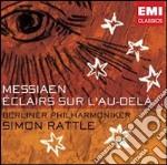 Eclairs sur l'au-dela... cd musicale di Simon Rattle