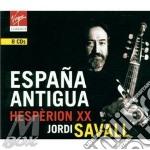 Il barocco spagnolo cd musicale di Jordi Savall