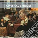 Savall Jordi - Hesperion Xx - Veritas: Schein - Banchetto Musicale cd musicale