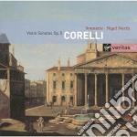 Violin sonatas cd musicale