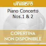 PIANO CONCERTO NOS.1 & 2                  cd musicale di Dimitri Shostakovich