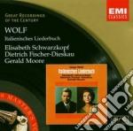 ITALIENISCHES LIEDERBUCH                  cd musicale di Elisabet Schwarzkopf