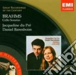 SONATE PER VIOLONCELLO                    cd musicale di Du prÈ jacqueline