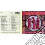 CANTO GREGORIANO DE LA CUESTA/LARA cd musicale di LA CUESTA ISMAEL FER