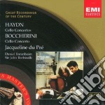 CELLO CONCERTOS cd musicale di Du prÈ jacqueline