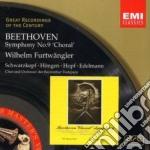 SINF.N.9 CHORAL cd musicale di Wilhelm Furtwangler