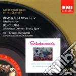 SHERAZADE                                 cd musicale di Thomas Beecham