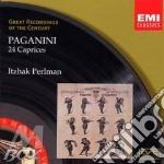 24 CAPRICCI cd musicale di Itzhak Perlman
