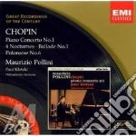 PIANO CONCERTO N.1 cd musicale di Maurizio Pollini