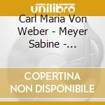 CONCERTO PER CLARINETTO N.1,2;QUINTETTO   cd musicale di Sabine Meyer