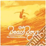 The platinum collection cd musicale di Beach boys the