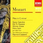 Messa in do minore cd musicale di Wolfgang Amadeus Mozart