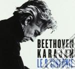 LE 9 SINFONIE:5CD L.49.500 ecceziona cd musicale di BEETHOVEN-KARAJAN