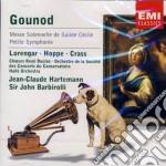 ST.CECILE MASS                            cd musicale di John Barbirolli