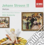 Waltzes cd musicale di J. Strauss