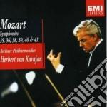 SYMPHONIES                                cd musicale di KARAJAN HERBERT VON