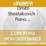 CONCERTI PER PIANO N.1 E 2/SINFONIA N.1 cd musicale di Dmitri Shostakovch
