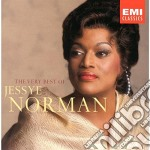 THE VERY BEST OF cd musicale di NORMAN JESSYE