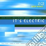 NEW WAVE-IT'S ELECTRIC cd musicale di ARTISTI VARI
