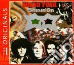 Shinin' on cd musicale di Grand funk railroad