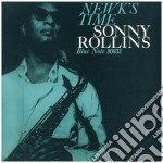 NEWK'S TIME cd musicale di ROLLINS SONNY