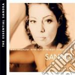 THE ESSENTIAL SANDRA cd musicale di SANDRA