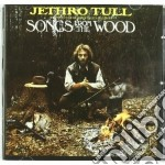 SONGS FROM THE WOOD cd musicale di Tull Jethro
