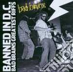 BANNED IN D.C. cd musicale di BAD BRAINS