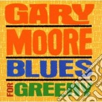 BLUES FOR GREENY cd musicale di Gary Moore