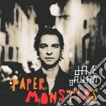 PAPER MONSTERS-CD+DVD/Ltd.Edition cd musicale di GAHAN DAVE