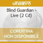 LIVE (2CD) cd musicale di Guardian Blind